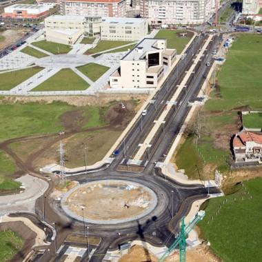 Circunvalación en Torrelavega