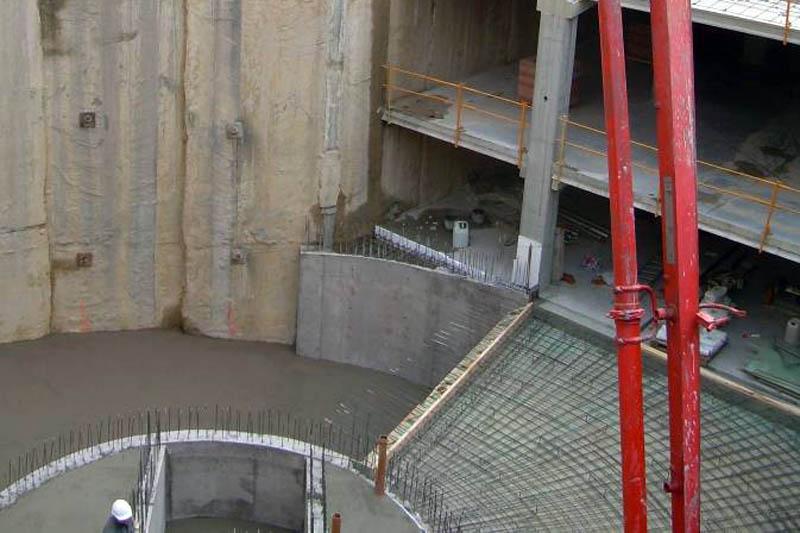 Diseño aparcamientos subterráneos