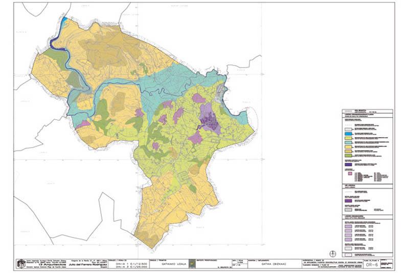 Plan de ordenación urbana